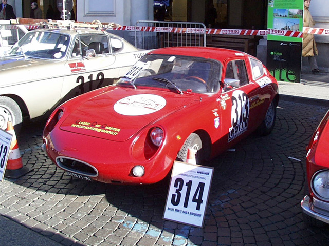 Abarth 1000 coupè
