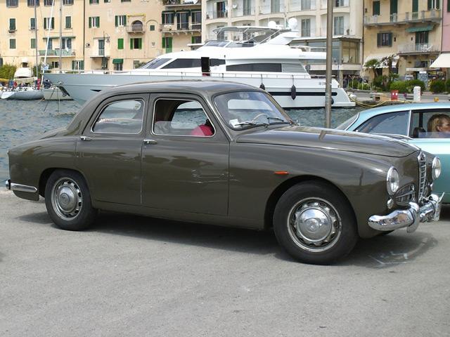 Alfa Romeo 1900 TI Berlina