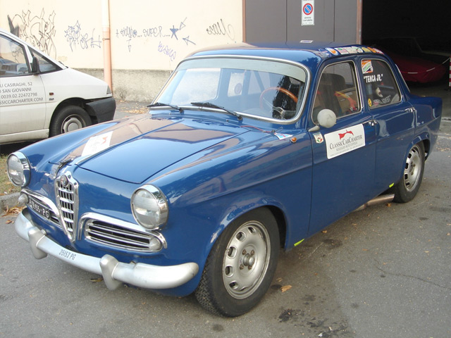 Alfa Romeo Giulietta 1300 TI