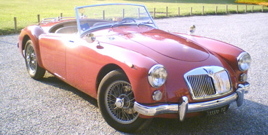 MG-A-ROADSTER